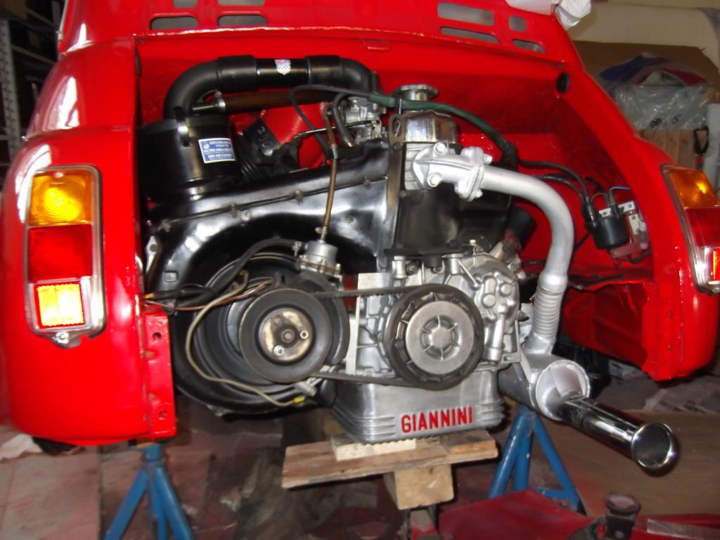 Restauro 500 TVR Giannini Dscf4216