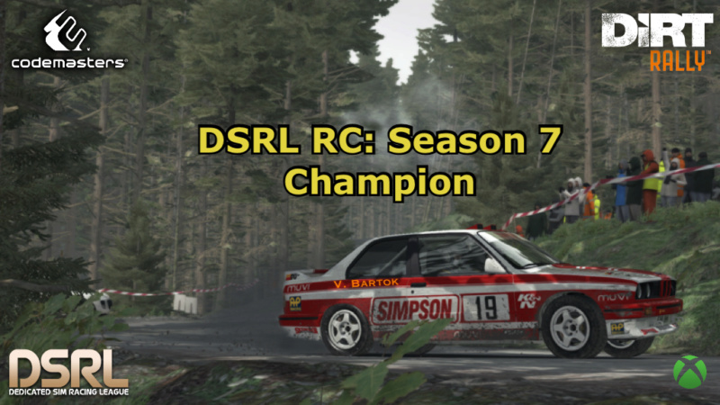 DSRL RC: Season 7 FINAL STANDINGS  Dsrlrc10