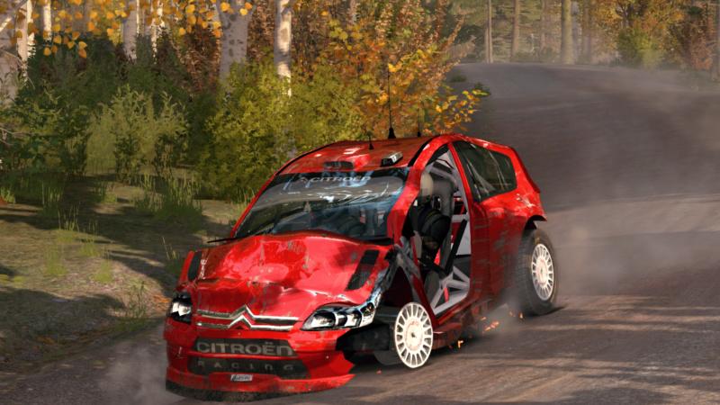 Round 5: Rally Finland  K10