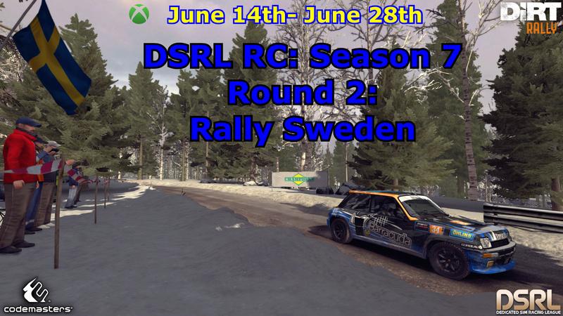 Round 2: Rally Sweden S7r210