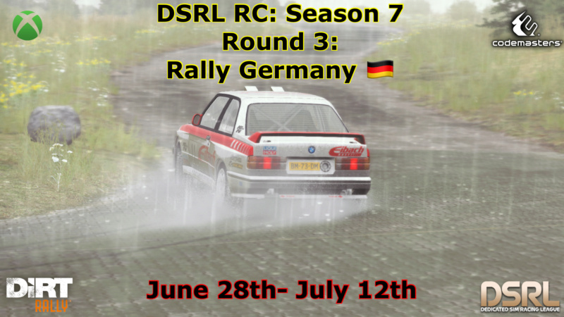 Round 3: Rally Germany S7r310