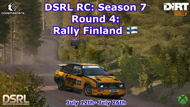 Round 4: Rally Finland S7r410