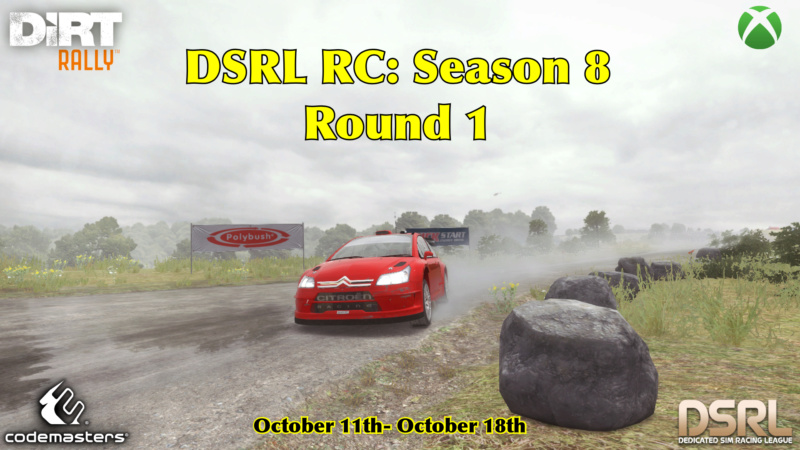 Round 1: Rally Germany  S8r110