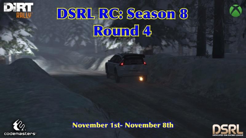 Round 4: Rally Sweden S8r410