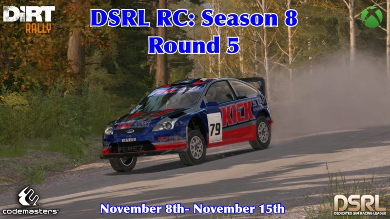 Round 5: Rally Finland  S8r510