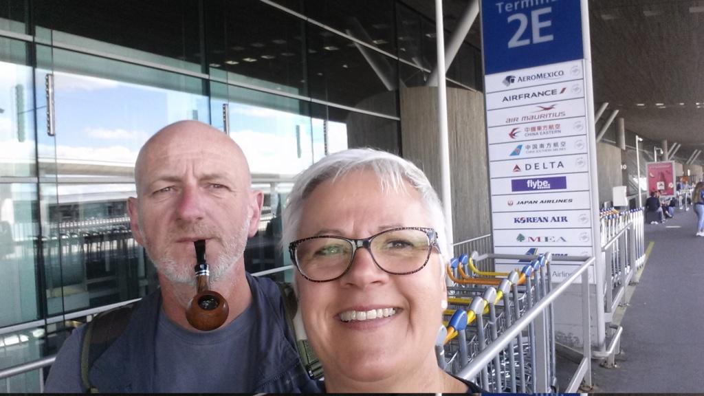 Une visite à notre Passeur au Québec 20180810