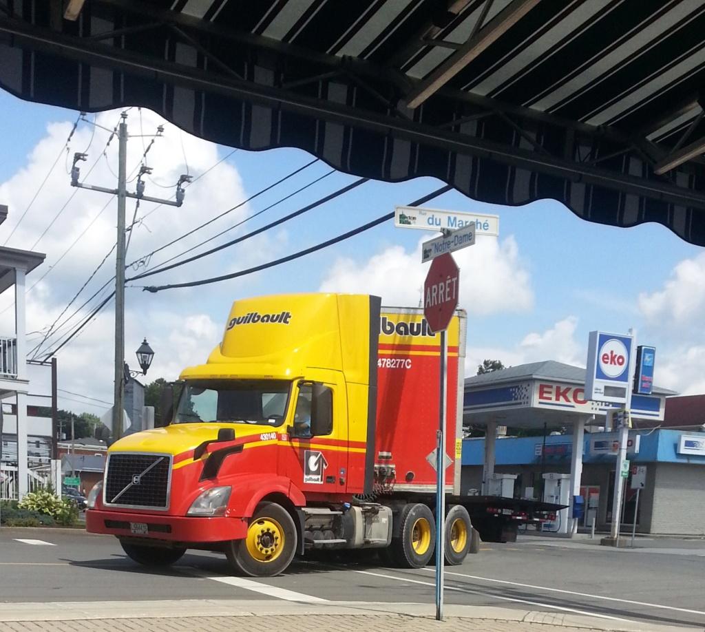 Une visite à notre Passeur au Québec - Page 2 Camion11