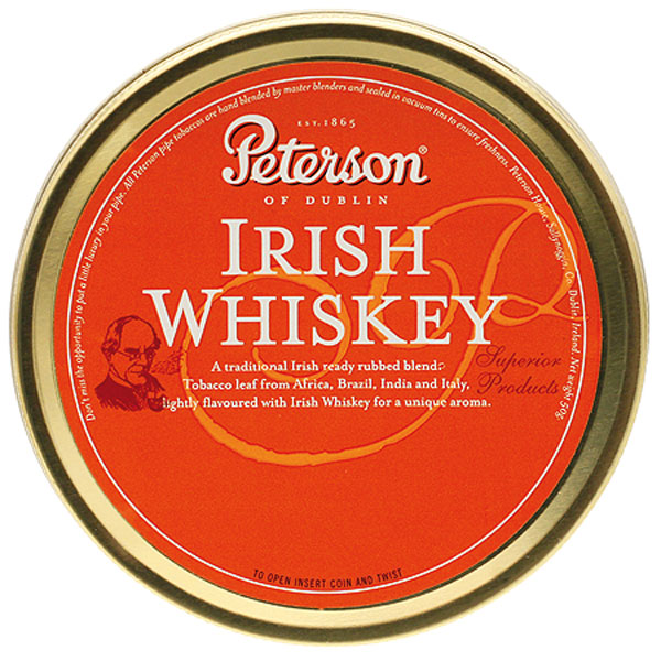 Peterson Irish Wiskey Peters11