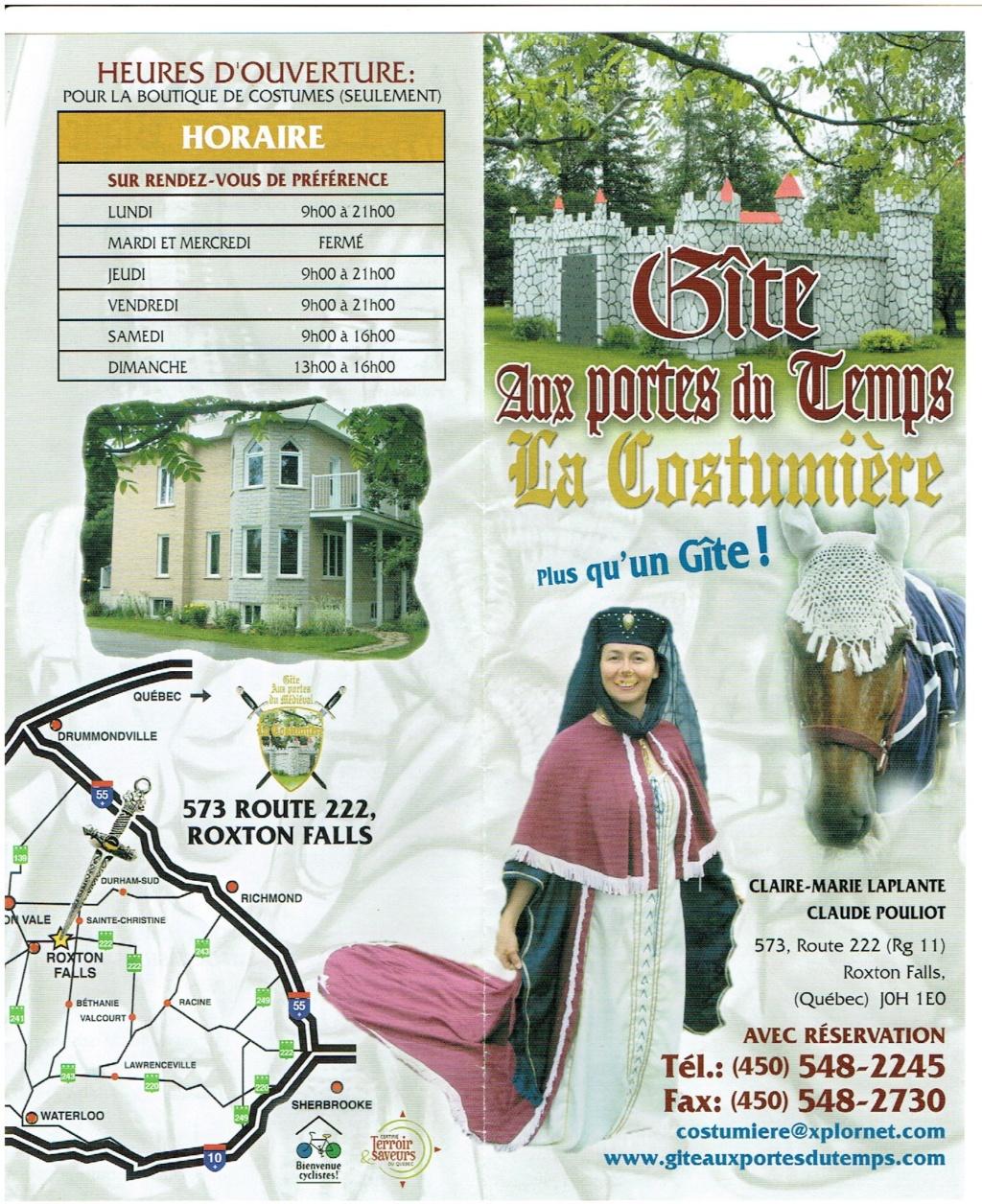 Une visite à notre Passeur au Québec - Page 2 Portes14