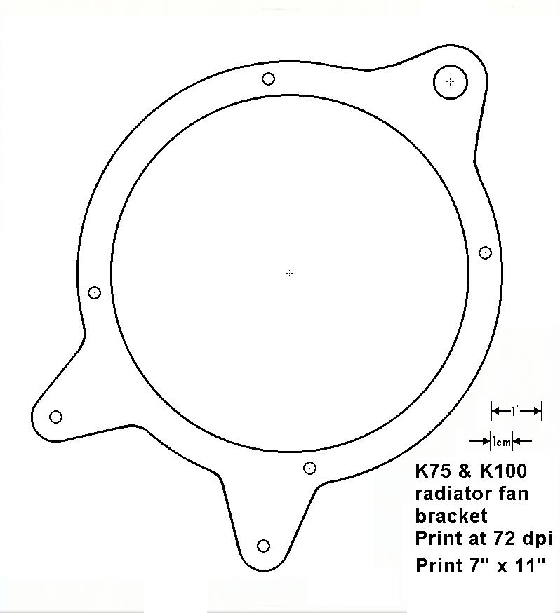 Spal fan installation K100_f10