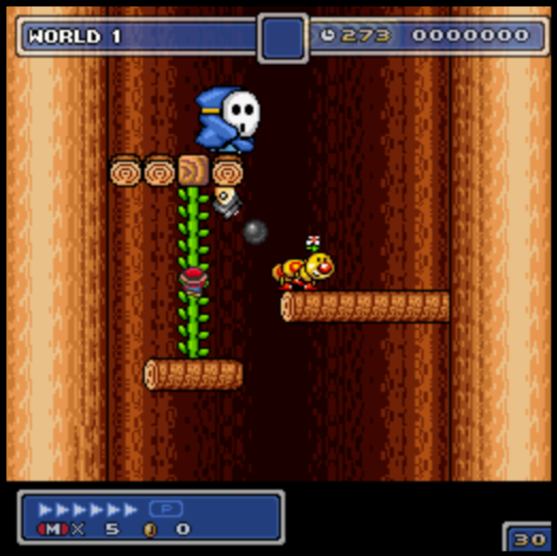 Custom complete smb2 giant tree tileset (check that, You will not be disappointed !) Tree_l10