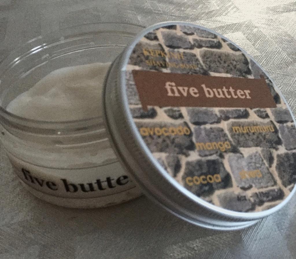 Savon Five Butter par beecosmeticsGR Img_2410