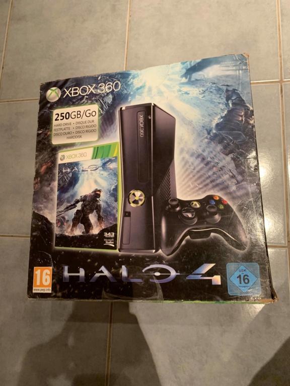 Estimation XBOX 360 NEUVE Pack Halo 4 50330311