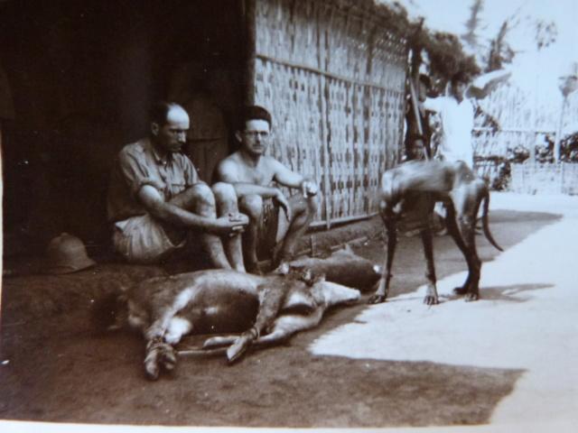 souvenirs d'Hanoï 1935 1936 (2) Parties de chasse et tourisme 20p12010