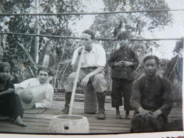 souvenirs d'Hanoï 1935 1936 (2) Parties de chasse et tourisme 21p12010