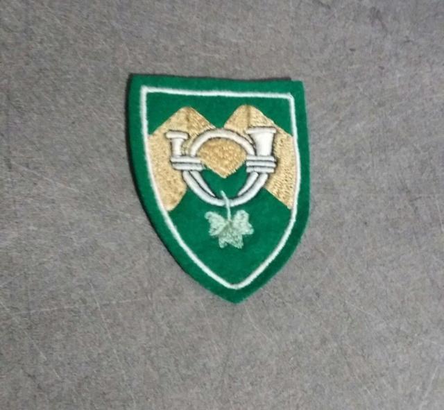 Belgique 5ème brigade d'infanterie Merckem  brigades d'Irlande A111
