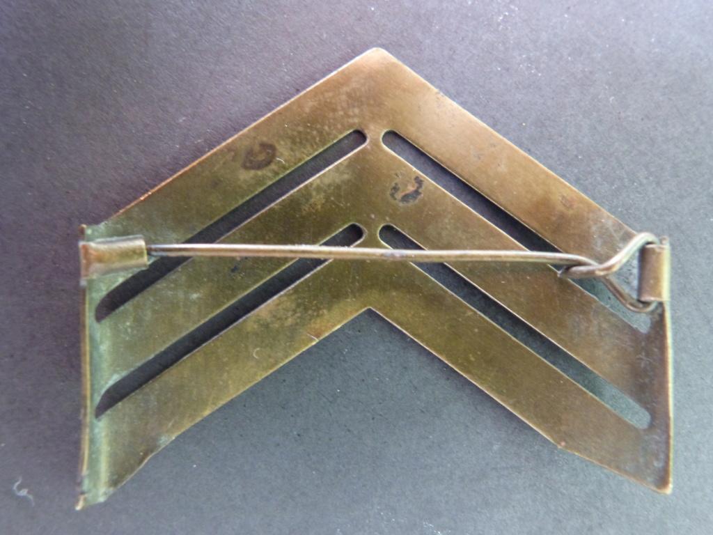 galons métalliques de sergent-chef P1190811