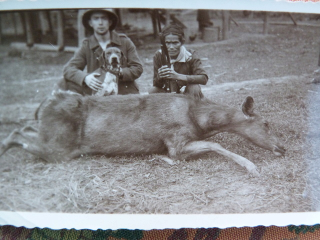 souvenirs d'Hanoï 1935 1936 (2) Parties de chasse et tourisme P1200710