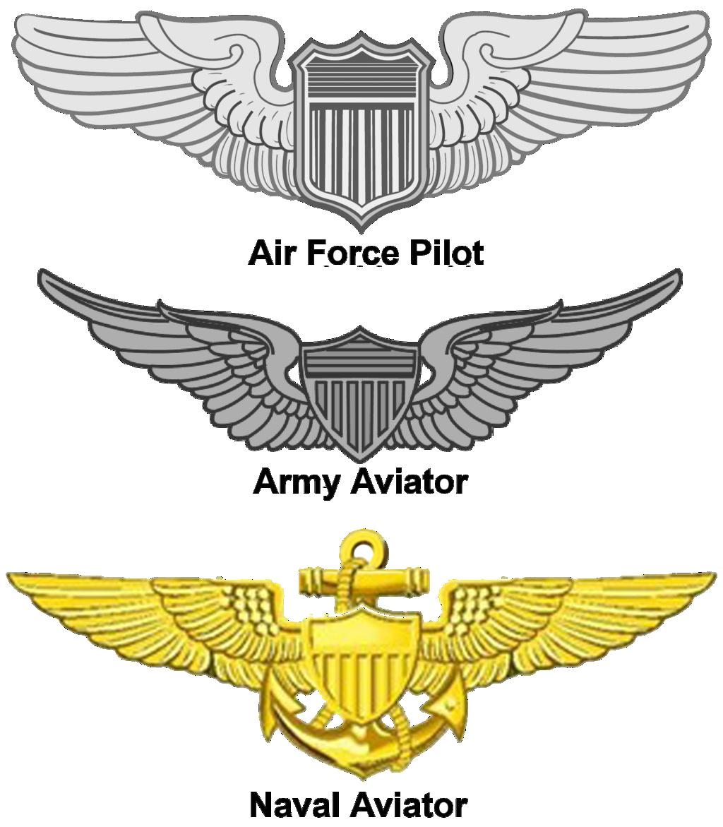 USAF Breast Badges - Brevets de Qualification Us_avi10