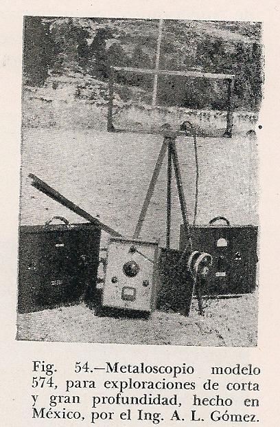 Detectores mexicanos Escane16