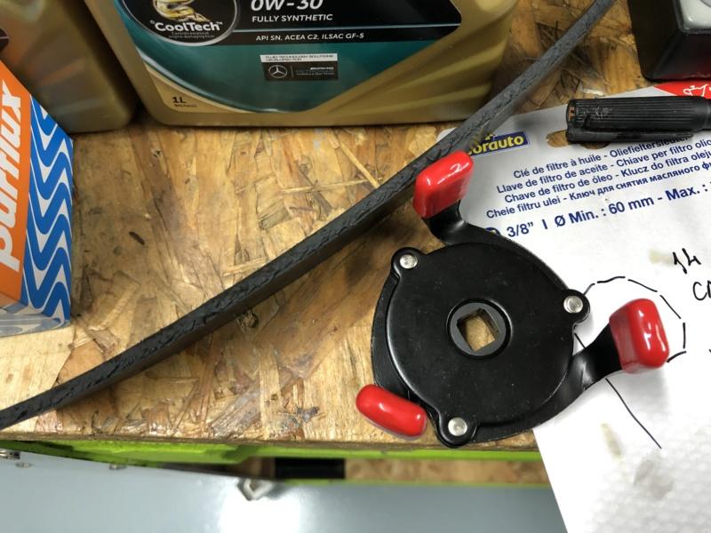 Cambio aceite, filtro aceite y filtro aire. Ingenium TD4 2,0 4x4 MY2016 Fullsi10