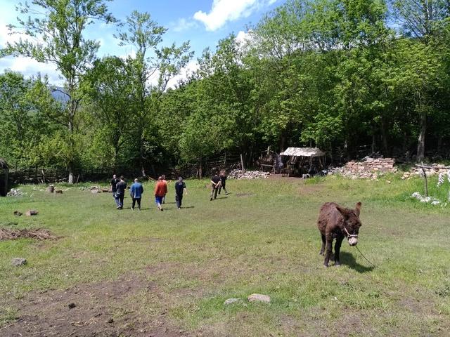 Cursos y actividades en el Poblado Cántabro de Argueso P_201814