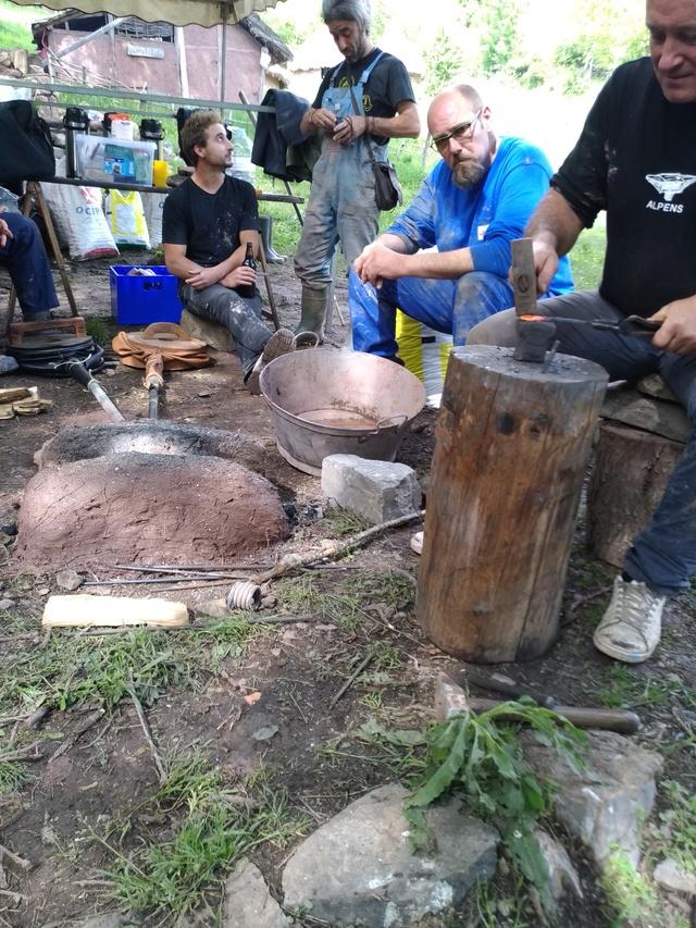 Cursos y actividades en el Poblado Cántabro de Argueso P_201818