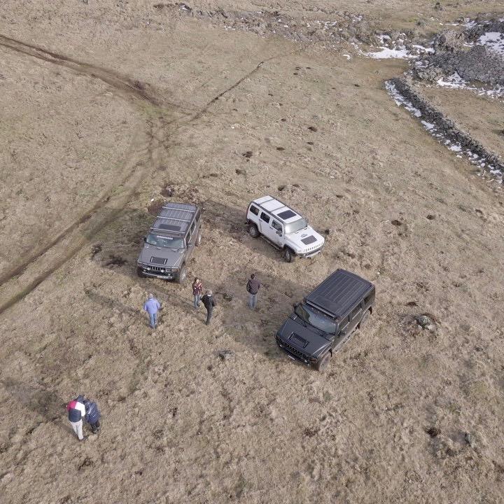 Raid blanc Hummerbox 07/08/09 février 2020 dans la neige (15140 Salers) Img_e410