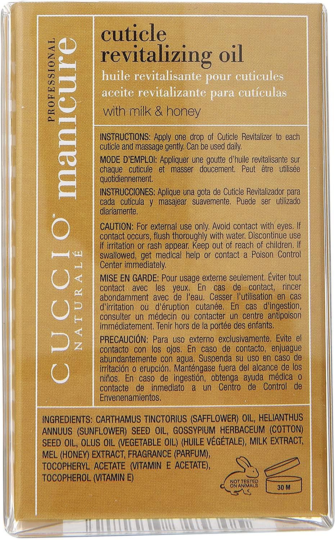 Olio per Cuticole Latte e Miele Cuccio A1ffbt10