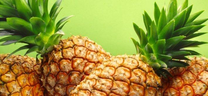 Maschera corpo - pelle elastica Ananas10