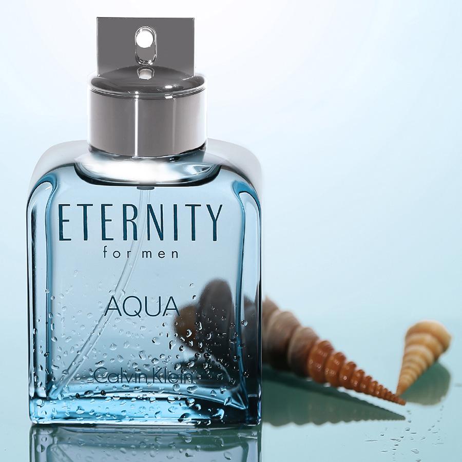 Eternity For Men Aqua Eau de Toilette di Calvin Klein Eterni11