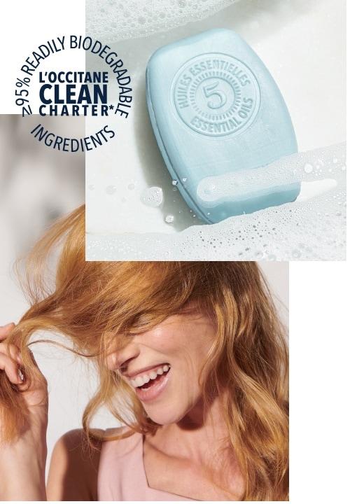 Novità Shampoo Solidi L'Occitane Jsmr4u10