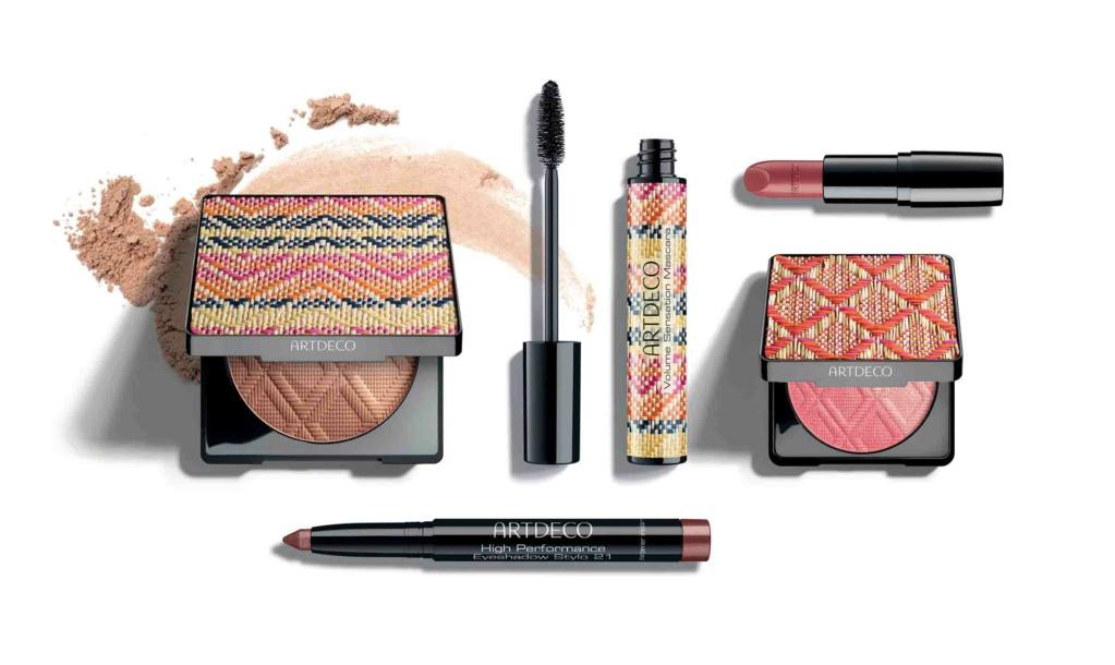 ARTDECO Nuova collezione make-up ESTATE 2021 Produc10