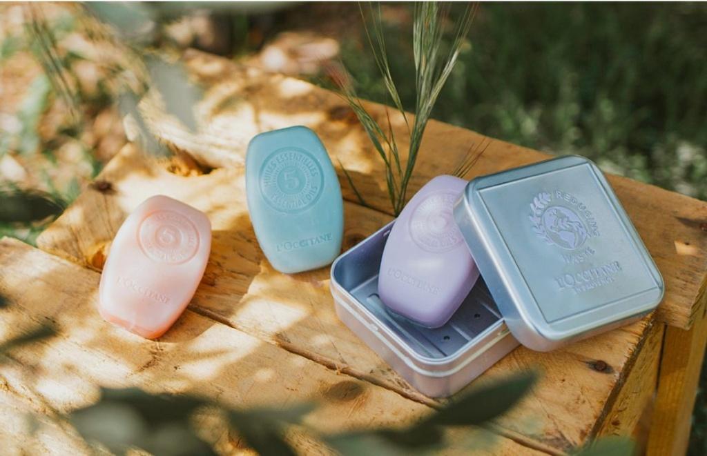 Novità Shampoo Solidi L'Occitane Shampo10