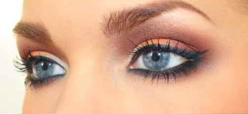 Il make-up giusto per il colore dei tuoi occhi Trucco10