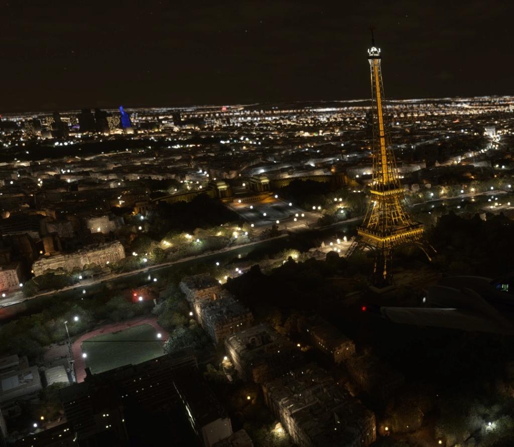 vues de nuit  Paris410