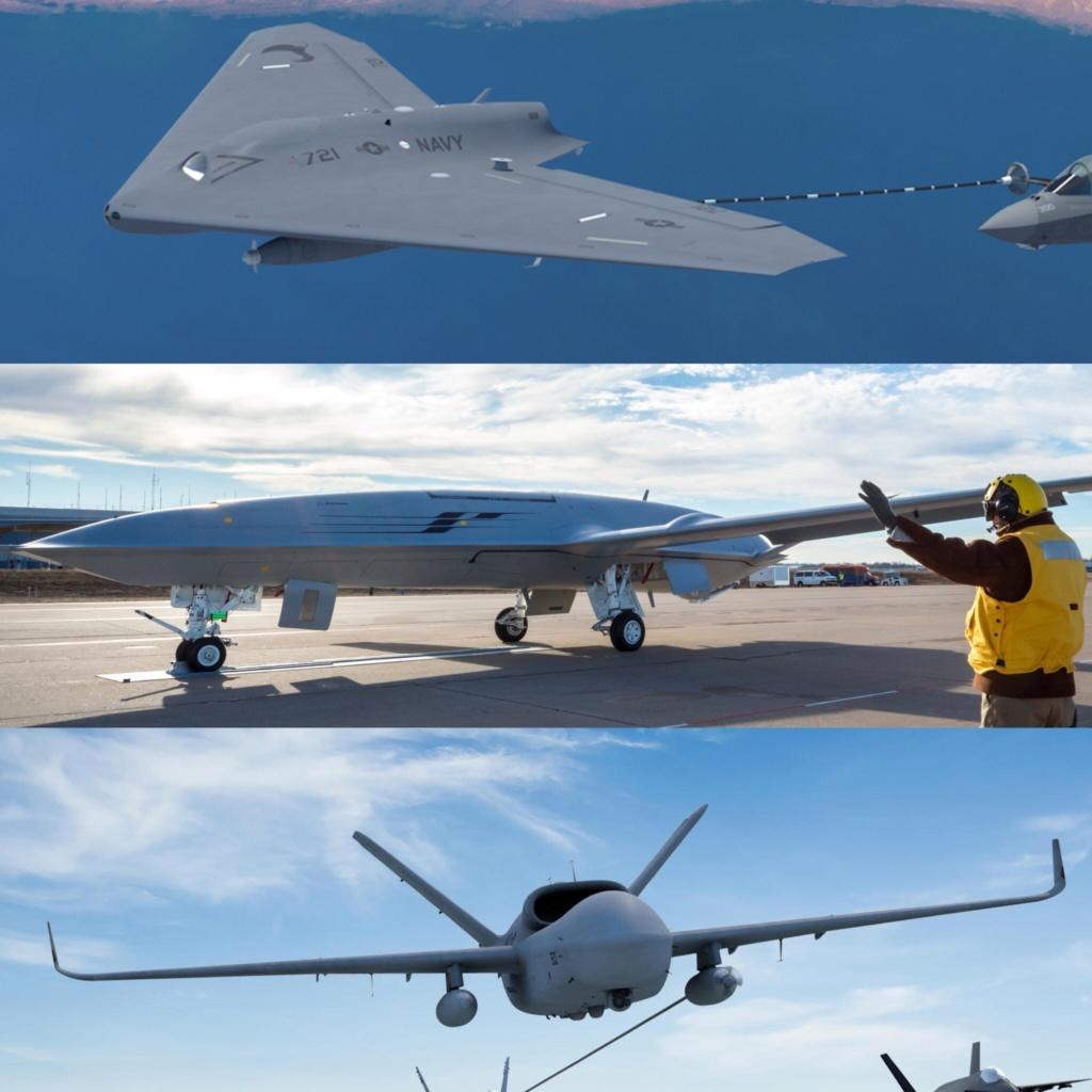 Boeing construira le drone ravitailleur pour l'US Navy 04c23410