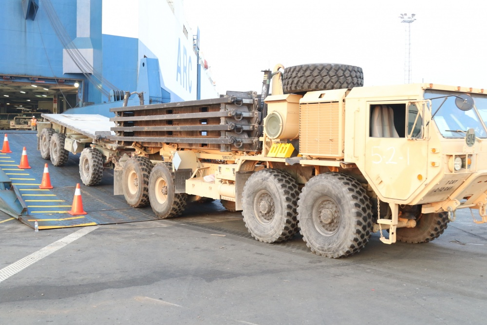 Acheminements de la 1 ArBde US pour Atlantic Resolve 1000w_16