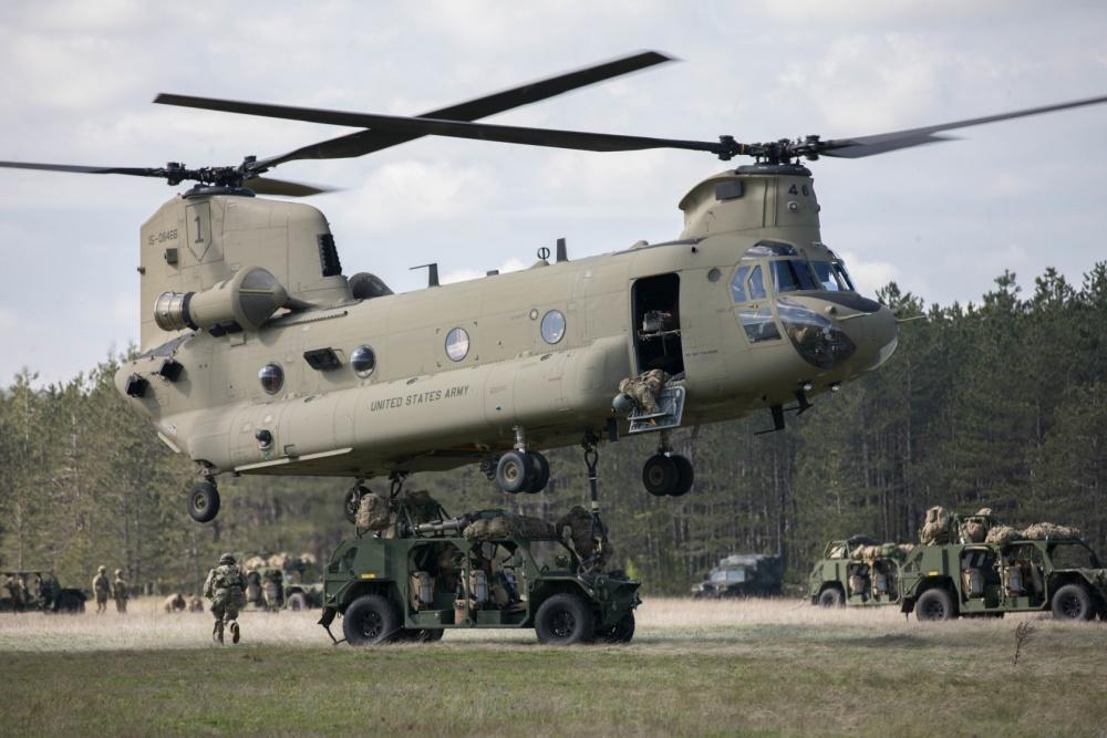 L'ISV nouveau véhicule du groupe d'infanterie US  1000w_22