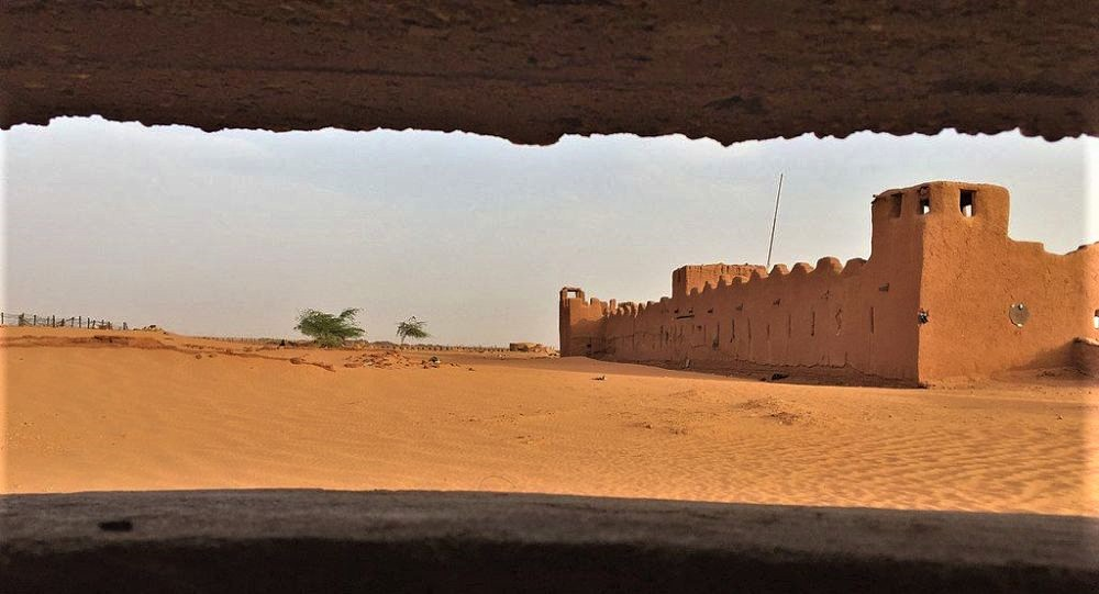 Mise en sommeil de la base militaire de Madama au Niger 10416210