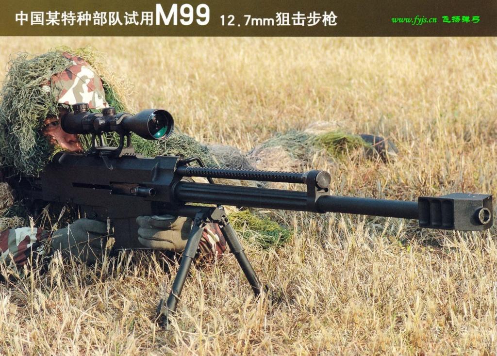 Un drone en binôme pour les tireurs d'élite chinois 12325110
