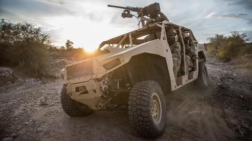 L'ISV nouveau véhicule du groupe d'infanterie US  12443910