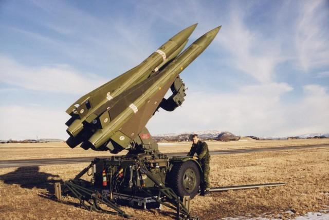 Un nouveau système anti-aérien pour le Danemark 12931010
