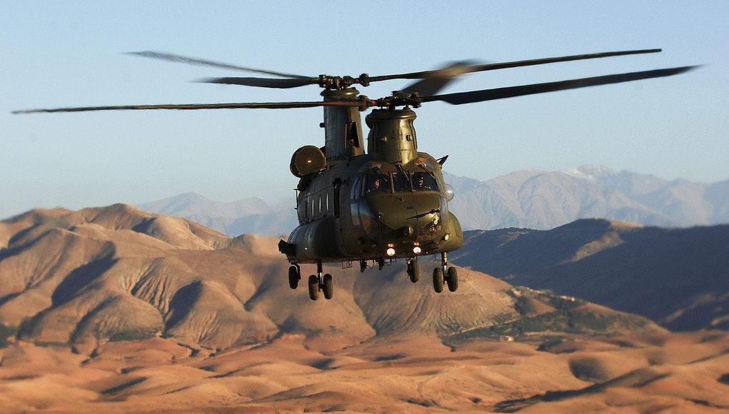 Des hélicos britanniques pour l'opération Barkhane au Sahel 142d2010