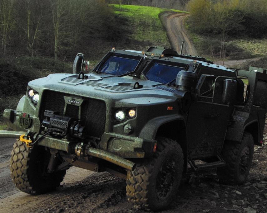 Encore des véhicules blindés américains JLTV pour l'Europe.. 14362010
