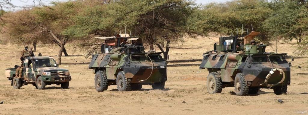 Opération contre les groupes armés terroristes 14457110