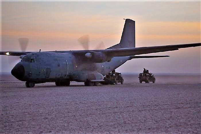 Encore une HVT * neutralisée au Sahel ! !  14804910