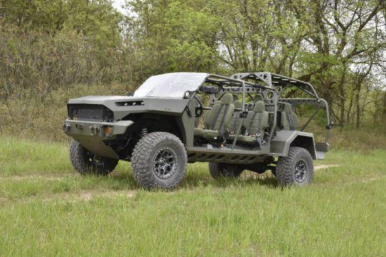 L'ISV nouveau véhicule du groupe d'infanterie US  15669310