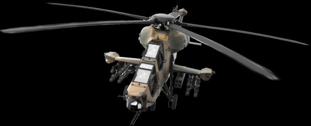 ATAK2 le futur hélicoptère de combat turc 16017010