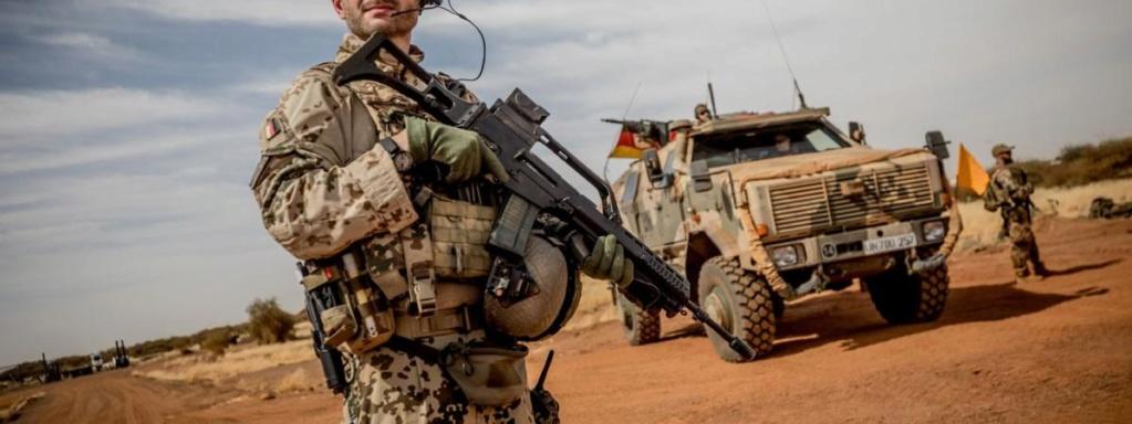 Méprise entre soldats allemands et maliens : 1 blessé grave 16234610